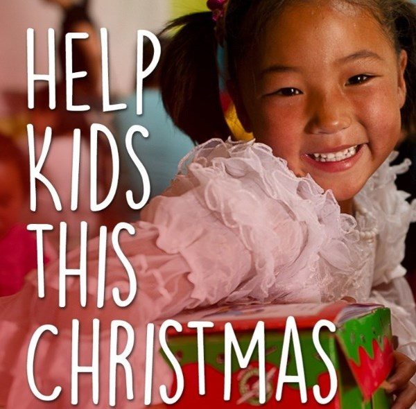Help Kids this Christmas