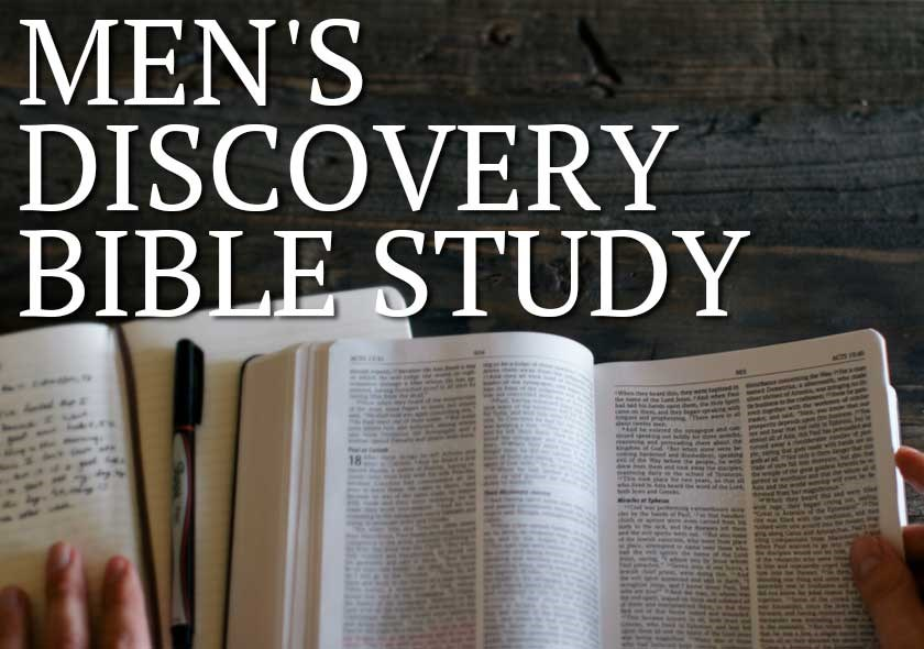 MR | Men's Discovery Bible Study