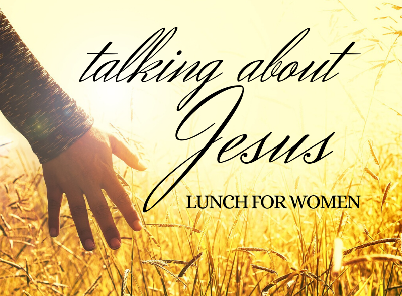 MR | Talking About Jesus Lunch